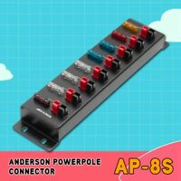 AP-8S Connector Power Splitter Compatible Anderson Powerpole Distributor Quelle