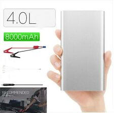 12V 8000mAh Auto Car Jump Starter Battery Charger Power Bank Emergency Booster