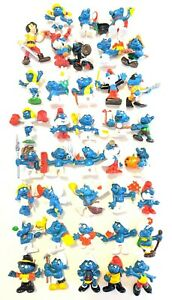 CHOOSE: The Smurfs * Bully and Schleich PVC Figurines * Combine Shipping!