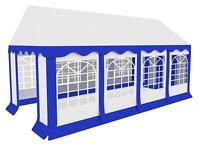 Tente Chapiteau Tonnelle Pavillon Belvedere de Jardin Fete Reception 4x8m 32m²