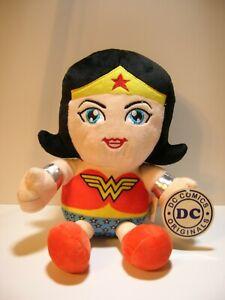 "Wonder Woman | DC Comics | 11"" Soft Beanie Plush Toy | With tag"