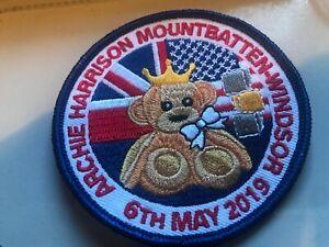 Girl Guides / Scouts Archie Harrison Mountbatten-Windsor