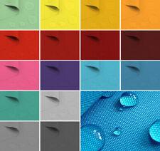 OXFORD 600D Polyester Stoff OUTDOOR wasserdicht Meterware Segeltuch PVC Markise
