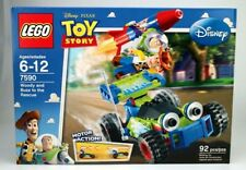 Lego 7590 Disney Toy Story Woody and Buzz to the Rescue