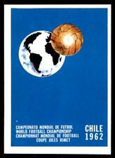Panini World Cup Story 1990 - World Cup 1962 No. 15