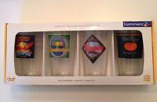 NEW Luminarc Set Of 4 Micro-Brewery Pub Glasses. NEW IN BOX