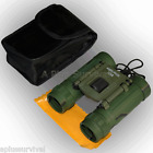 Compact Camouflage Binoculars 8 x 21 Sports Hunting Camping Survival Kit