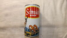 Vintage Schmidt Antelope Beer Can Steel v