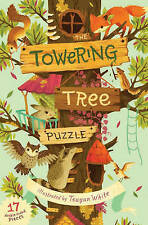 The Towering Tree Puzzle by Teagan White   Game Book   9781452145419   NEW
