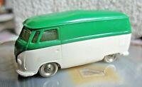 * LEGO H0  1:87 VW  T1 bulli bus ohne fenster grün/weiß 50er-60er wie neu