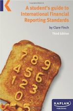 A student's guide to International Financial Reporting Standards, Clare Finch, V
