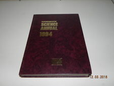 Vintage Book: Hand Book Science Annual  1994 Nice book