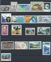 Wallis et Futuna Lot 18 Tp et PA Neuf* (MH) 1955/85 (lot I)