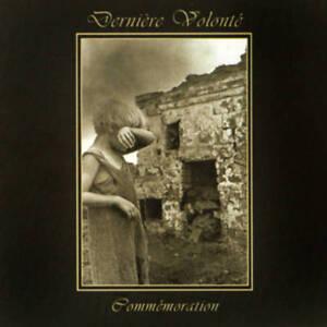 DERNIERE VOLONTE - Commémoration 2CD Death in June Der Blutharsch Blood Axis