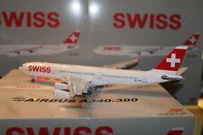 Swiss A430-300 (HB-JMA) 1:200, JFox MODELS!