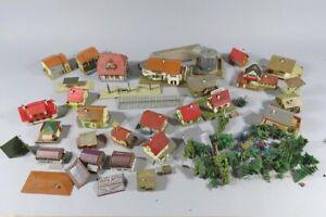 H 81091 Große Sammlung interessanter H0 Modellhäuser