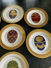 Set+of+8+Muirfield+Magnificence+Collector+Plates+Egg+Celebrity+9136%2F9408