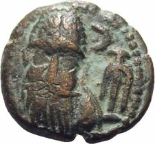 Ancient PERSIA Phraates III,85-90 AD Seleukid Hedyphon Elymais Drachma