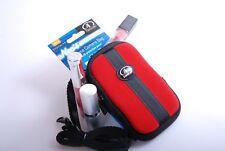 Tamrac Digital 14 Red Neoprene Camera Bag