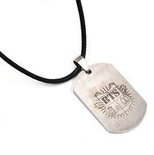 KPOP BTS Bangtan Boys Titanium Steel Tag Pendant Necklace KPOP Star Jewelry New