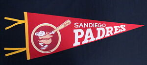 San Diego Padres Full Size Pennant Reproduction *P43