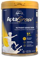 NEW Aptamil AptaGrow 1+ Years Nutrient-Dense Drink 900g Apta Grow Step 1