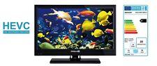 TV LED HD 20'' *T2/S2 sia TERRESTRE che SAT-12V ideale PER CAMPER! BARCHE! AUTO!
