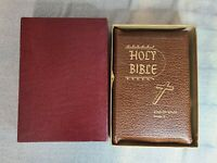 Vintage Holy Bible King Of Kings Edition KJV 1955 With Box Large