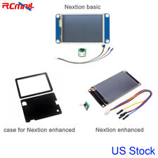 Nextion 5 inch  5.0 Enhanced Basic Touch Screen LCD Display Module Case US Stock