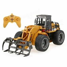 1:18 Scale RC Timber Grab w/Transmitter (6-Channel/2.4GHz) - Huina Toys #1590
