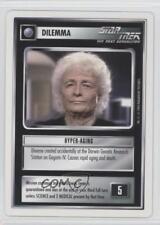 1994 Star Trek Customizable Card Game: 1st Edition Premiere #NoN Hyper-Aging s5j