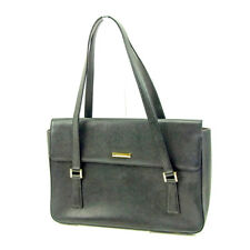 Burberry Shoulder bag Black Woman Authentic Used S625