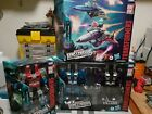 Transformers Earthrise Seekers Dirge+Ramjet, Thundercracker+Skywarp 2 packs
