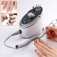 Pro 35000RPM Electric Nail Drill Bit File Machine Kit Manicure Pedicure Tool Set