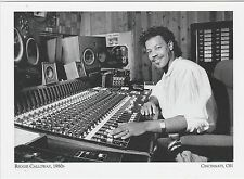 """Reggie Calloway""-1980's-(Operator/QCA Studio) Cincinnati Oh /Post Card/ (A77-3)"