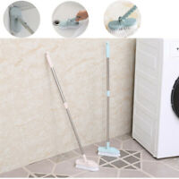 Bathroom Long Handle Brush Wall Floor Scrub BathTub Shower Tile Cleaning Tool