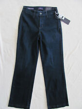 NYDJ Not Your Daughter's Jeans Addison Wide Leg- Verdun Dark Wash-Size 2- NWT
