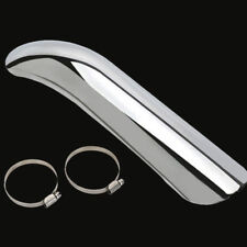 Motorcycle Exhaust Muffler Pipe Heat Shield Cover Heel Guard for Suzuki Yamaha