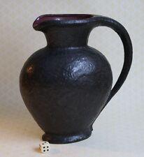 Keramik Vase Krug Monogramm HK und PGW oder Welle fraglich