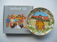 Heinrich Villeroy & Boch UNICEF Kinder der Welt Nr.11 Marokko + OVP (Nr. 2-11-7)