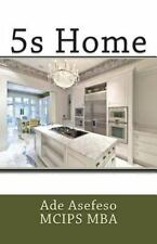 Lean: 5s Home by Ade Asefeso MCIPS MBA (2014, Paperback)