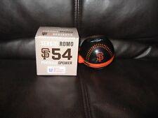 SGA 8/27/16 San Francisco Giants Sergio Romo Portable Speaker NIB