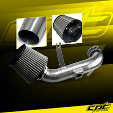 09-15 Lancer 2.4L 4cyl Automatic Polish Cold Air Intake + Stainless Filter