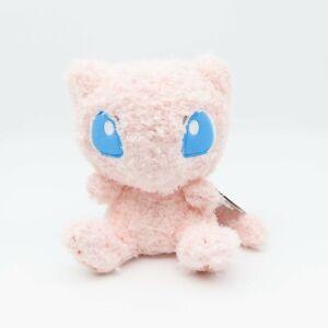 Mew Pokemon Fluffy Plush Toy 16.5cm SEKIGUCHI