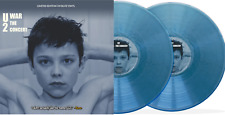 "U2 ""WAR"" THE CONCERT 2 x 10"" BLUE VINYL LP - LTD EDT PRESSING  - NEW & SEALED"
