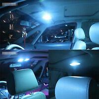 AU LED Interior Conversion Kit in Bright Icy Blue Ford Falcon XR6 XR8 FPV XT