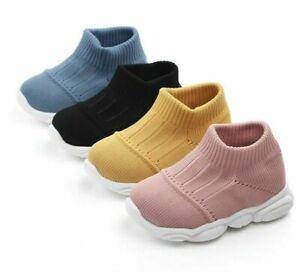 Casual Baby Shoes For Boy Girl Fashion Footwear Newborn Toddlers First Walk Shoe