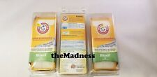 3 New Arm & Hammer Oder Eliminating Vacuum Filters Bissell 12 62656G