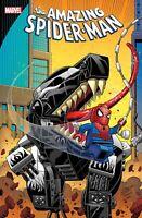 Amazing Spider-Man 55 CVR B LEGO VAR 2020 Marvel Comics PRESELL 12/30/20 NEW!!!