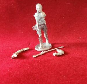 Monarch Miniatures AR-32 Pvt. 6th Penn Rgt. 1776 Unassembled/Unpainted  Re-Issue